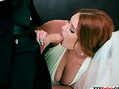 Real Wife Lennox Luxe in Bawdy Bride