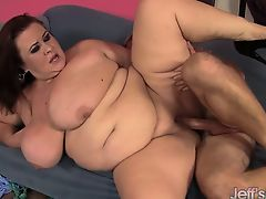 Grown BBW Lady Lynn hardcore fuck